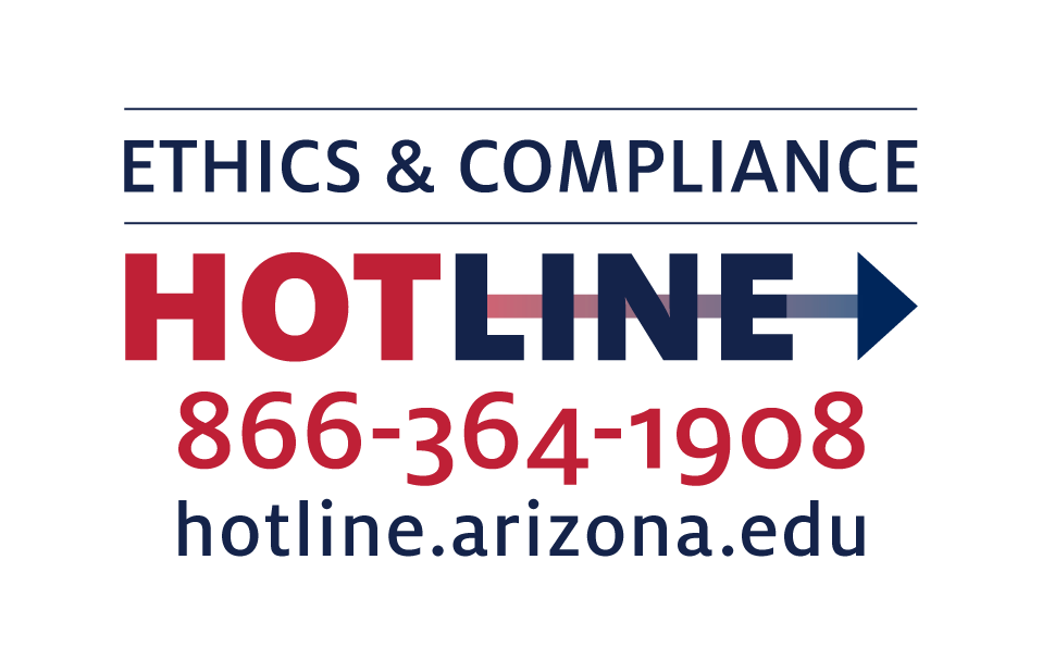Ethics and Compliance Hotline: 866-364-1908